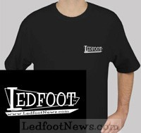 Ledfoot T-Shirt  XX-Large